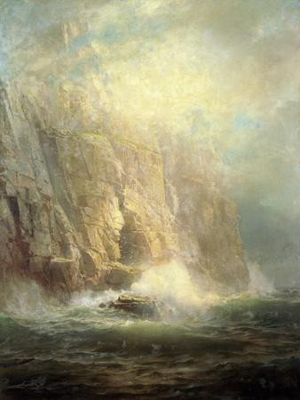 Lands End, Cornwall, 1888