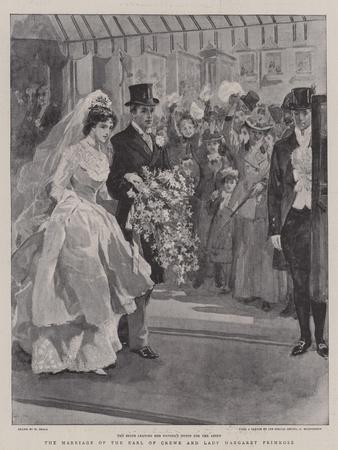 The Marriage of the Earl of Crewe and Lady Margaret Primrose