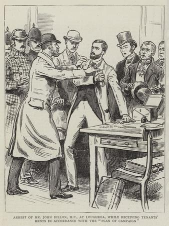 Arrest of Mr John Dillon