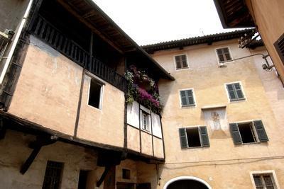 Buildings Along Costa Del Vernato (15th Century)
