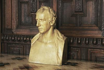 Bust of Sir Walter Scott (Edinburgh
