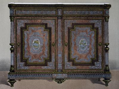 Cabinet from Masterpieces of Industrial Art and Sculpture at International Exhibition