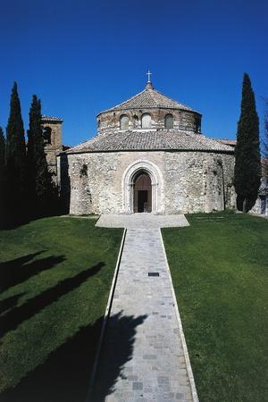 Church of Sant' Angelo or Temple of Saint Michael Archangel