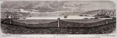 Design of Tunnel under English Channel Between France and United Kingdom