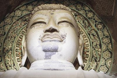 Head of Buddha in Cave 194