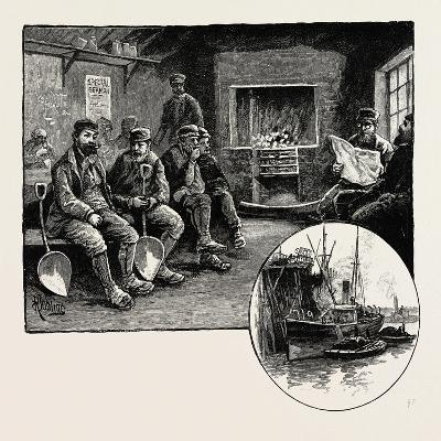Gateshead: Coal Trimmers (Left)