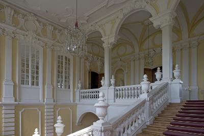 Grand Staircase of Rundale Palace (1736-1768)