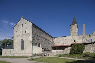 Haapsalu Episcopal Castle and Adjoining Cathedral (13th Century)