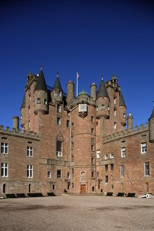 Glamis Castle (15th-16th Century)