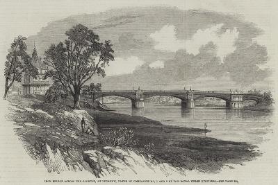 Iron Bridge across the Goomtee