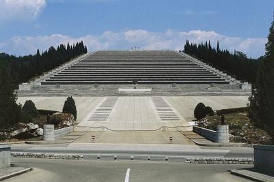Italian Military Sacrarium of Redipuglia