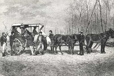 Prairie Stagecoach