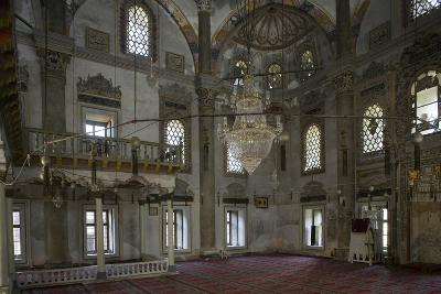 Prayer Hall Within Tombul Mosque (Sherif Halil Pasha Mosque