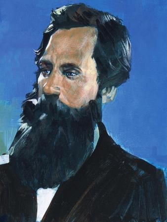 Portrait of Ivan Petrovich Pavlov (Ryazan