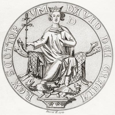 Seal of David Ii