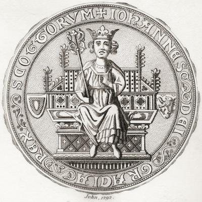 Seal of John Balliol