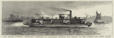 The British Gunboat Mosquito