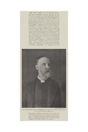 The Bishop-Designate of Peterborough