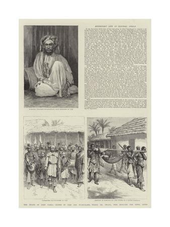 The Death of Emin Pasha