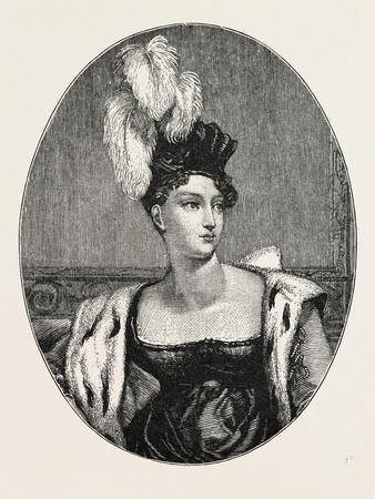 The Princess Charlotte Augusta