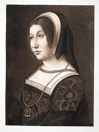 Thought to Be Margaret Tudor