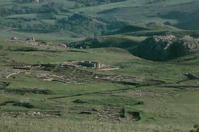 View of Ruins of Hattusa (Bogazkoy)