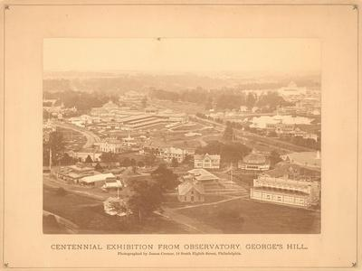 View of the Centennial International Exhibition