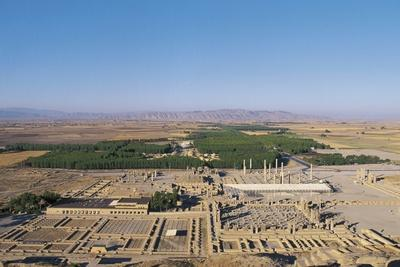 View of the Ruins of Persepolis (Unesco World Heritage List