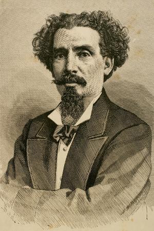 Francisco Linares Alcantara (1825-1878). President of Venezuela 1878-1879., 1877