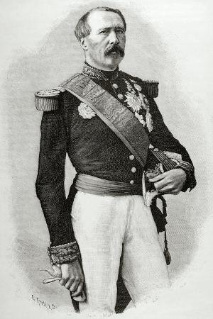 Patrice De Macmahon, Duke of Magenta (1808-1893). French General and Politician.