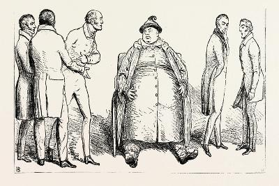 J. Doyle: Hoo Loo Choo, Alias John Bull, Between the Doctors, May 2, 1831