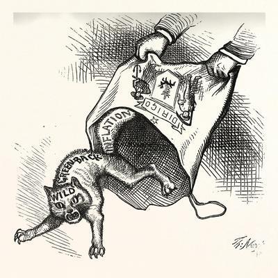Main(E) Prize. Democrats Had Let It, 1880, USA, Politics, Political, Politic, Campaign, Patriotic