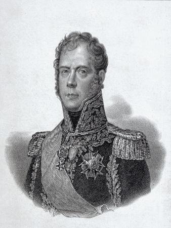 Portrait of Michel Ney (1769-1815), Duc D'Elchingen, Prince De La Moskowa