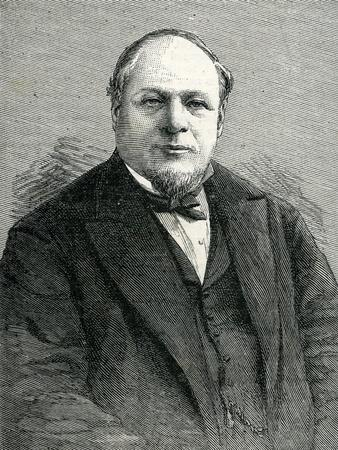 Mr. John Young, Mayor of Sydney from 'The Graphic' 8th May, 1886