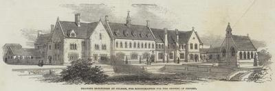 Training Institution at Culham, for Schoolmasters for the Diocese of Oxford