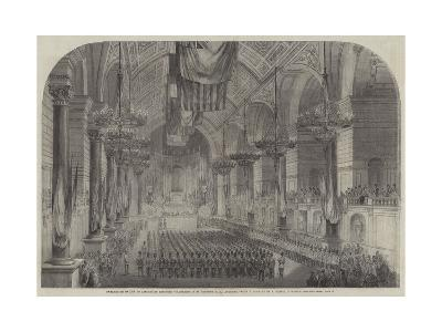 Swearing-In of the 1st Lancashire Engineer Volunteers in St George's Hall, Liverpool