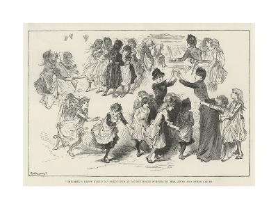 Children's Happy Evenings, Conducted at London Board Schools by Mrs Jeune and Other Ladies