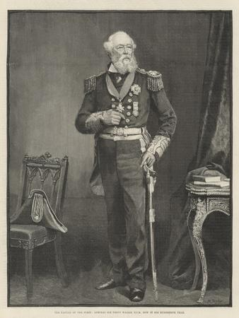 The Father of the Fleet, Admiral Sir Provo Wallis, Gcb, Now in His Hundredth Year
