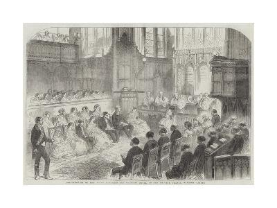 Confirmation of Her Royal Highness the Princess Royal, in the Private Chapel, Windsor Castle