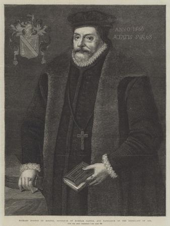 Richard Norton of Norton, Governor of Norham Castle, and Patriarch of the Rebellion of 1569