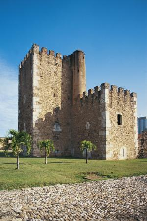 Ozama Fortress, 1502, Santo Domingo (Unesco World Heritage List, 1990), Dominican Republic