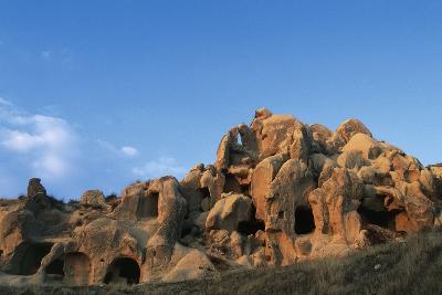 Rock Dwellings in Goreme Valley (Unesco World Heritage List, 1985), Cappadocia, Turkey