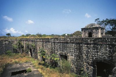 Fort Saint Lawrence of Portobello (Unesco World Heritage List, 1980), Colon, Panama