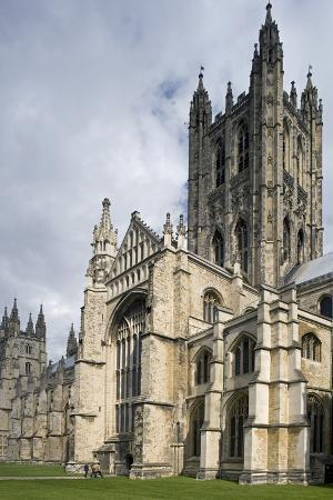 Canterbury Cathedral (Unesco World Heritage List, 1988), Medieval Cathedral, Kent, United Kingdom