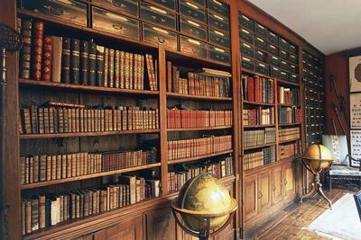 Bonneval Family's Archives, Chateau of Bonneval, Coussac-Bonneval, Limousin, France