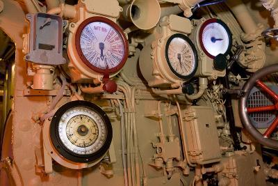 The Engine Telegraph Repeater and Other Equipment of the Captured German Submarine U505