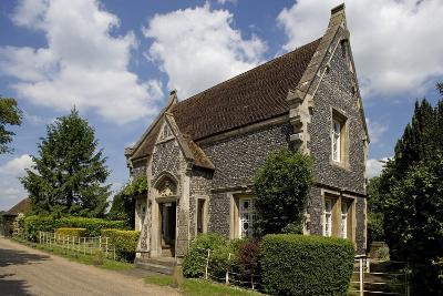 Saint Michael's Lodge, 19th Century Cottage, St Albans, Hertfordshire, United Kingdom