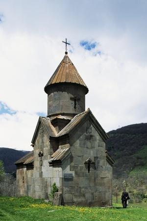 Church of Resurrection, 13th Century, Tsakhkadzor (Valley of Flowers), Armenia