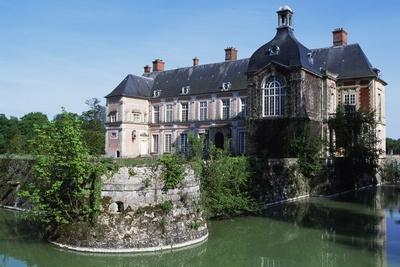 Chateau of Lesigny, 16th Century, Renaissance-Style, Ile-De-France, France