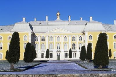 Peterhof Grand Palace, 1745-1755, (Unesco World Heritage List, 1990), Russia